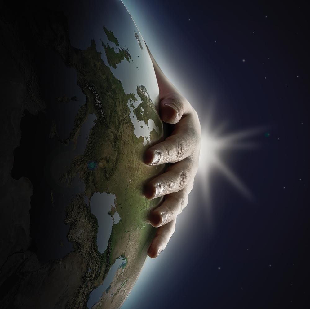 Erde beschützen