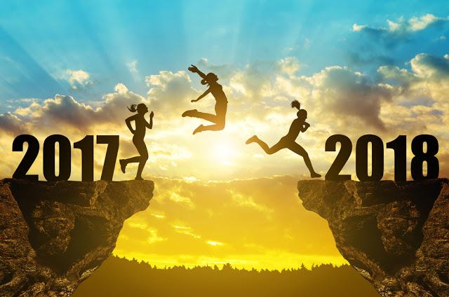 Der kosmische Zeitplan für das neue Jahr