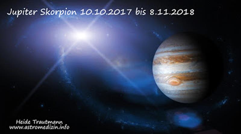 Jupiter Skorpion