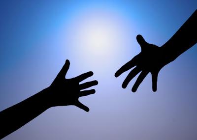Hände - Vergebung